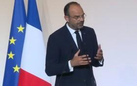 法國總理菲利普。(圖源:AFP)