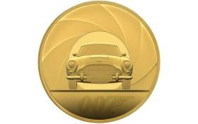 7公斤的黃金紀念幣。(圖源:互聯網)