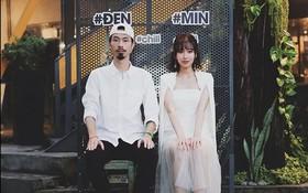 """""""黑齙""""與女歌手Min合作推出《這首歌很清爽》並成為熱搜。"""