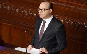 突尼斯共和國總理埃利亞斯‧法赫卡赫。(圖源:新華社)