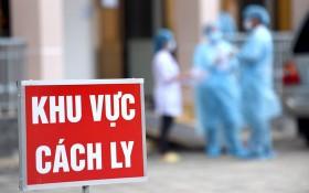 古芝野戰醫院的集中隔離區。(圖源:緣潘)