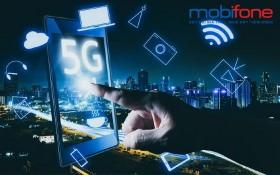MobiFone 成功試運 5G 網絡。(示意圖源:MobiFone)