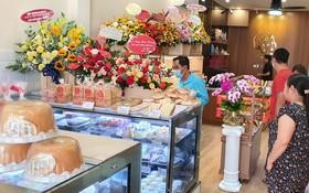 喜臨門後江門市部新張吸引許多消費者光顧。