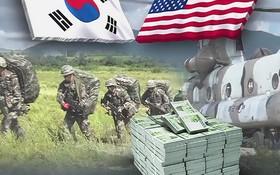 韓美防衛費分擔談判下週舉行。(示意圖源:互聯網)