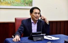 外交部常務副部長裴清山。(圖源:外交部)