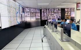 圖為都市交通調度管理中心。(圖源:交通報)