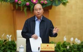 政府總理阮春福。(圖源:光孝)