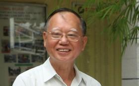 穗城會館理事長盧耀南。