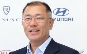 韓國現代汽車集團董事會主席鄭義宣。(圖源:韓聯社)