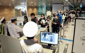 今日零時起暫停所有外籍人士入境。(示意圖源:VOV)