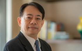 亞洲開發銀行董事長淺川雅嗣。(圖源:ADB)