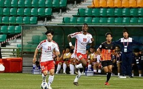 胡志明市足球俱樂部排第一百位。(圖源:互聯網)