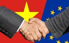 當地時間上月30日,歐洲理事會在比利時布魯塞爾通過批准《歐盟與越南自由貿易協定》(EVFTA)生效《決定》。(示意圖源:互聯網)