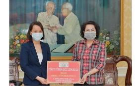 市民積極捐助防控疫情