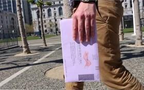 因受新冠肺炎疫情影響,波蘭5月總統選舉將以郵寄方式進行投票。(圖源:互聯網)
