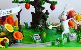 比利時巧克力復活蛋一向以精美馳名。(圖源:互聯網)