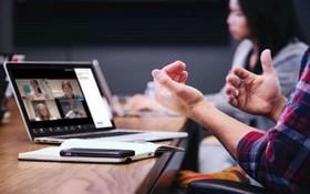 新聞與傳播部資訊安全局勸喻不採用Zoom軟件進行視像會議。(示意圖源:互聯網)