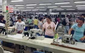 疫情期間生產領域的人事徵聘需求增加。