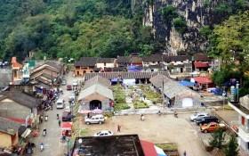 同文鎮乃我國旅遊景點之一。(圖源:秋莊)