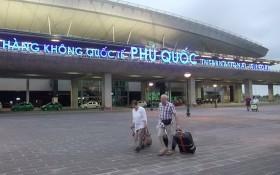 富國島機場一瞥。(圖源:互聯網)