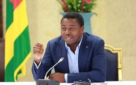 多哥共和國總統福雷‧納辛貝。(圖源:互聯網)