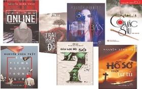 越南作家最近推出的一些較引人注目的偵探作品。