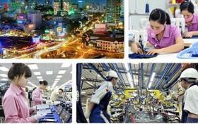 IMF 預估越南明年 GDP 增長率為 7%。(示意圖源:互聯網)