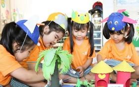 適齡兒童都有機會上幼兒園。(圖源:TTC)