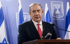 以色列總理本雅明‧內塔尼亞胡。(圖源:互聯網)