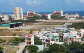 圖為峴港市五行山郡鹹水機場附近一瞥。(示意圖源:VNN)
