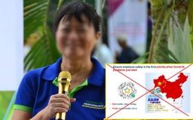 拜耳公司總經理Lynette Moey Yu Lin被罰款3000萬元。(圖源:農業報)
