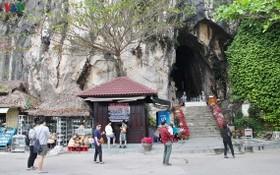 從6月1日至8月31日,遊客可免費參觀五行山勝景。(圖源:VOV)