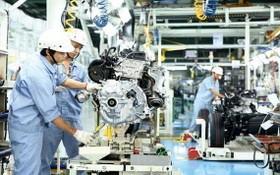 工業生產乃經濟支柱產業。(圖源:黎仙)