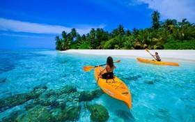 自7月1日起,入境我國富國島的外籍人士可免簽證30天。圖為富國島海灘一瞥。(圖源:互聯網)