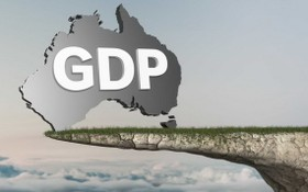 當地時間3日,澳大利亞統計局最新發佈的國內生產總值GDP數據,受叢林大火和新冠疫情早期階段影響,今年澳大利亞第一季度經濟萎縮了0.3%。(示意圖源:ABC News)