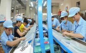 電子產品和零部件生產企業的訂單減少。