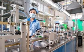 本市多家企業投資革新生產技術。(圖源:瓊娥)