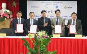 4 家網絡供應商簽署共用1200個電波收發機站協議。(圖源:ITC News)
