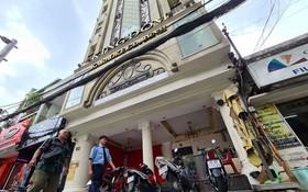 本市一家卡拉OK店復業。(圖源:TTO)