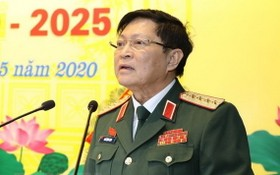 國防部長吳春歷大將。(圖源:越通社)
