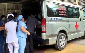 大水鑊醫院整頓非法救護車中介亂象。(示意圖源:T.N)