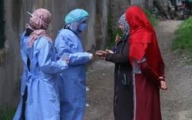 敘利亞的外聯工作人員表示,他們擔心宵禁下婦女和女孩的脆弱性。(圖源:聯合國)