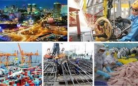2020年越南經濟預報最高增長率達 5.3%。(示意圖源:互聯網)