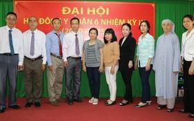新一屆執委會共11成員,其中一人正在台灣深造博士。