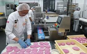 國際烘焙師高肇力在疫情期間首創火龍果麵包幫助了許多農民。