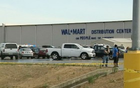 警方封鎖案發現場。(圖源:互聯網)