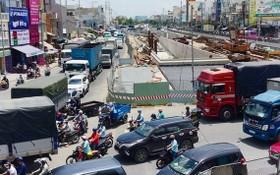 市交通運輸廳建議拓寬經常堵塞的22號國道。