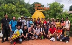 順捷旅行社組織的檳椥遊旅程。