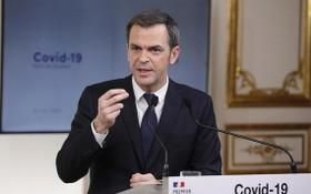 法國衛生部長維蘭。(圖源:AFP)
