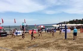 沙灘排球錦標賽。(圖源:互聯網)